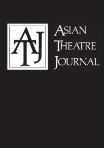 Asian Theatre Journal